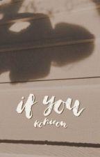 if you; namjoon by -murakami