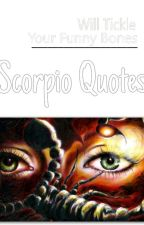 Scorpio Quotes by Scorpio_Girl_1996