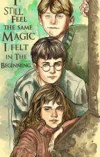 Sortilèges de Harry Potter de A-Z (Terminée) by LadyTalia