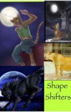Shape Shifters by BatMans_WolfGirl