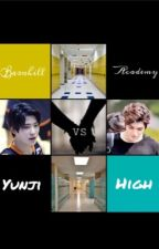 Battle of the Schools (Jaeyong) || #Wattys2016 by peachyten