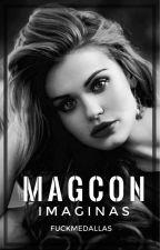 Magcon Imaginas by fuckmedallas