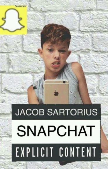 Snapchat *jacob sartorius* [Terminada]