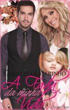 A Fada Da Minha Vida (Anahi & Alfonso) by RannyelleMarinho