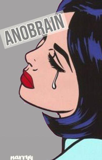 anobrain // narry au
