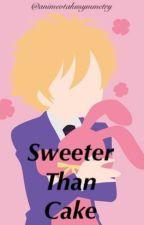 Sweeter Than Cake (A Honey/Mitsukuni Haninozuka Love Story) by -jimindipity-