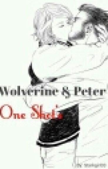 Wolverine & Pietro (Peter M)