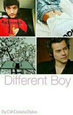 Different Boy by unicorniodearcoiris