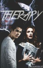 Therapy ||Stydia AU|| by mcCallpack-