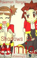 Pokemon Ranger: Shadows of Almia (Fanfiction) by xPoisonIvy12