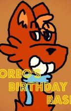 OREO'S BIRTHDAY BASH!!! by Oreothedoggie
