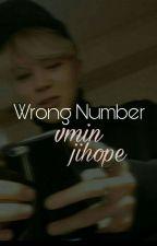 Wrong Number |vmin//jihope| by -yoomina