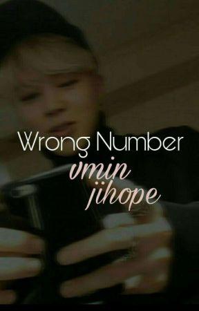 Wrong Number  vmin  by -yoomina