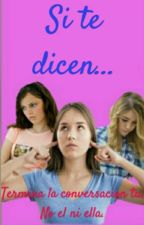 Si Te Dicen... by Larchalocaextreme
