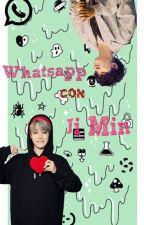 Whatsapp con Ji Min by SuWoongKM