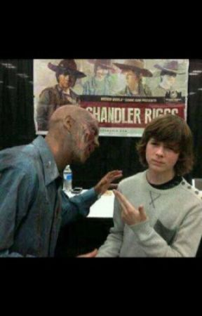 Hearts of Glass The Walking Dead Carlxreader by AB143PTVSWS