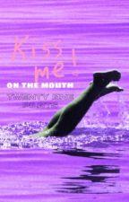 Kiss Me On The Mouth  ☾joshler☽ by vintagejaeden