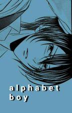 ALPHABET BOY + reiji by rxlling-thunder