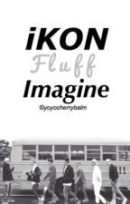 iKON Fluff Imagine  by darxcherry