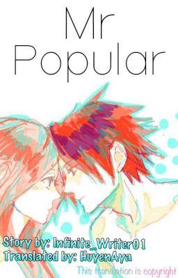 Đọc truyện [SasuSaku] Mr.Popular [Translation]