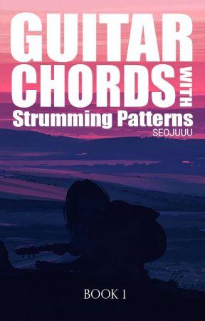 Guitar Chords with Strumming Patterns by Seojirella