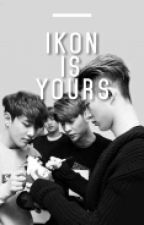 IKON is Yours ; Slow Update by wgt_srdp