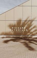 PicsArt Tutorials by shindrafts