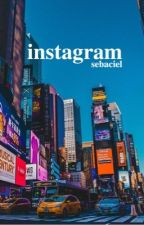☆ instagram ☆ - sebaciel by major__gays
