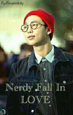 Nerdy Fall In Love    Namjoon FF by NamjoonAsf