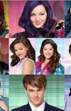 Descendants: truth or dare by Rainemarcial1