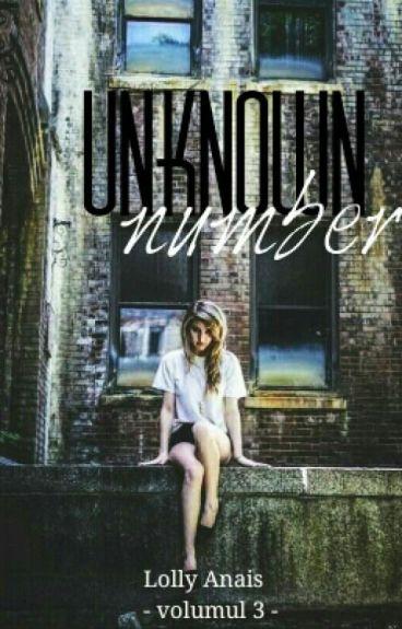Unknown number (volumul 3)
