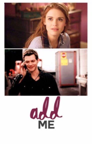 Add Me | Joseph Morgan