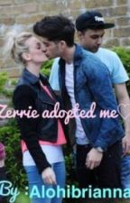 Zerrie adopted me by alohibrianna