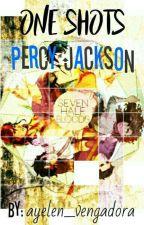 One Shots »Percy Jackson by ayelen_vengadora