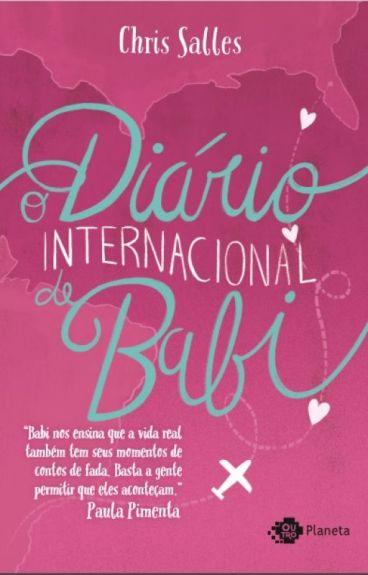 Resultado de imagem para diário internacional de babi