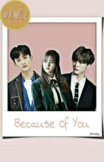 Because Of You [Mark Lee & Kim Saeron]