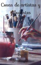 Cosas de Artistas y dibujantes by firewings1