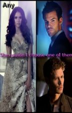 I can't love them both (Klaus/ Elena/ Elijah FanFiction) by AnetKa74