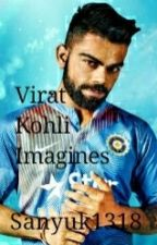 Virat Kohli - Imagines by Sany1318