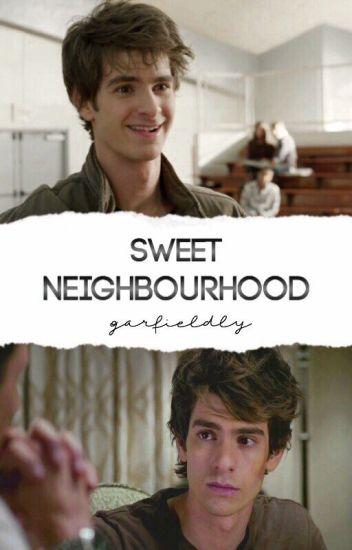 Sweet neighbourhood // Andrew Garfield