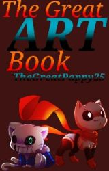 The Great ART Book by SparkleDonuts25