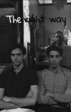 The right way by priscillia_ar