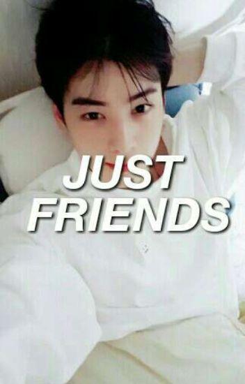Just Friends  ➳ EunWoo