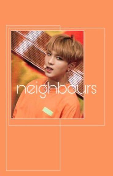 New Neighbour || Jeon Jungkook