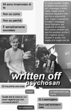 Written Off ※ Tradley Evanson by psychosan