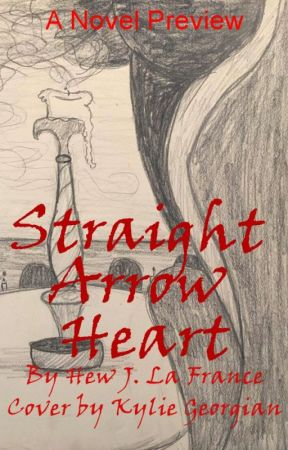 Straight Arrow Heart - Preview by HewJLaFrance