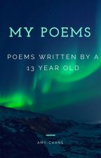 My poems. by Amy-ChanS