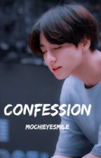 Confession • Jeon Jungkook by mochieyesmile
