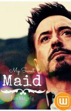 [My Sweet Maid] (Robert Downey Jr) by LolaDowneyPeters