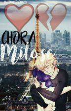Chora miłość || Miraculous by BlackAngelxFuckOffx3